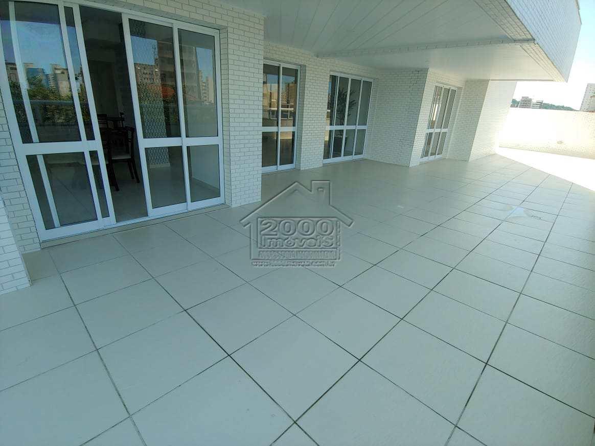 Apartamento com 2 dorms, Boqueirão, Praia Grande, Cod: 2293