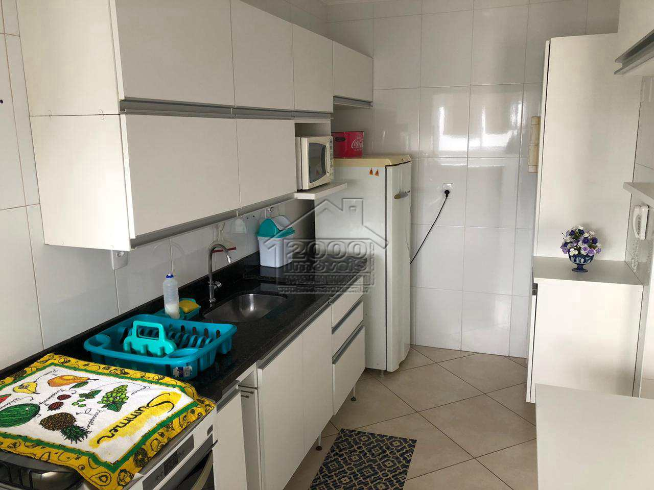 Apartamento com 2 dorms, Canto do Forte, Praia Grande - R$ 360 mil, Cod: 2306