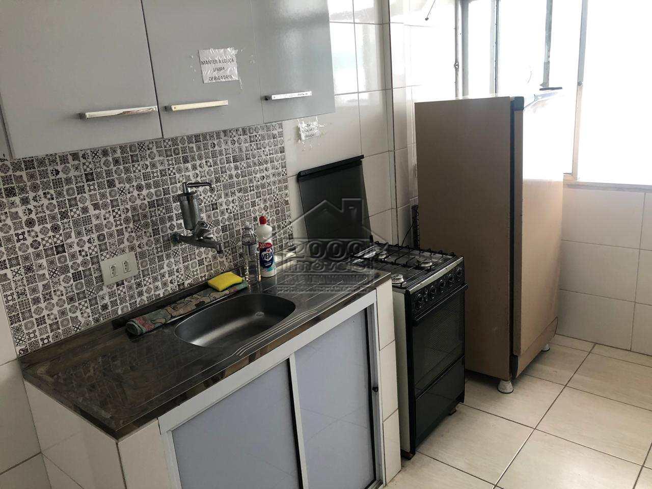 Kitnet, Boqueirão, Praia Grande - R$ 120 mil, Cod: 2333