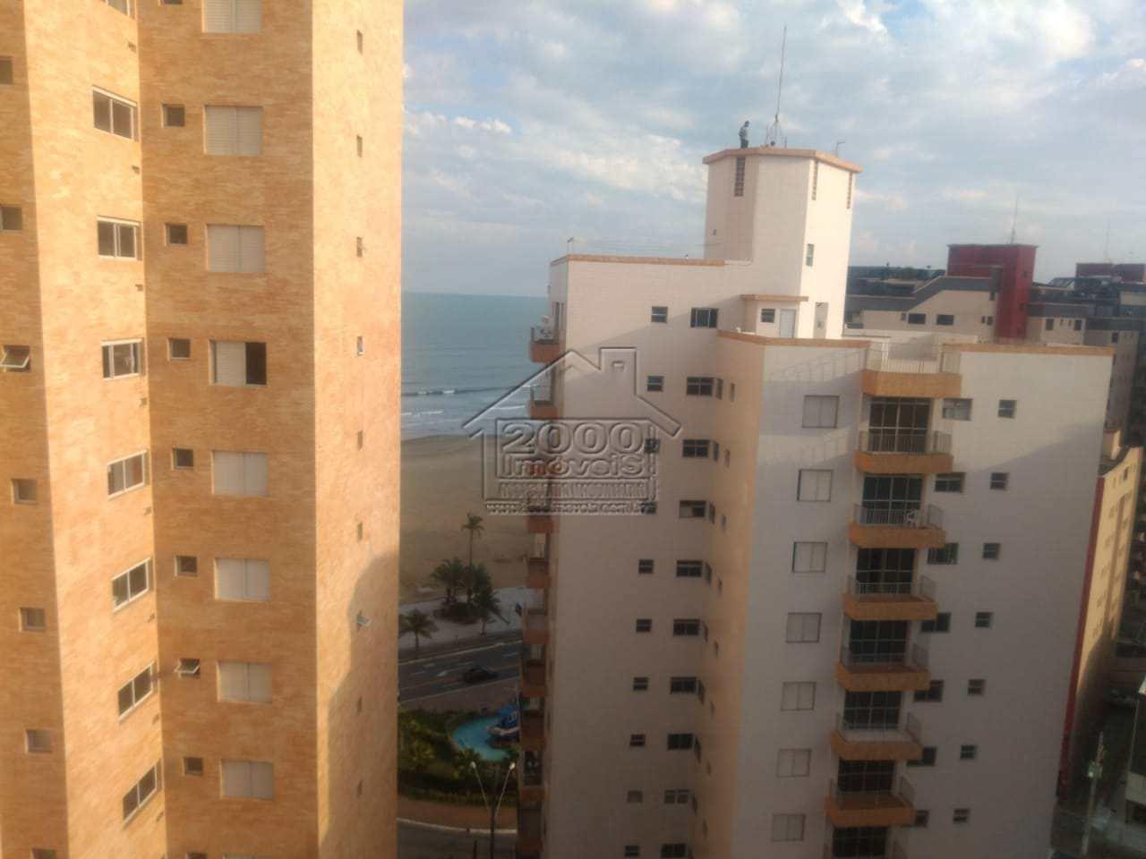 Apartamento com 1 dorm, Guilhermina, Praia Grande, Cod: 2343