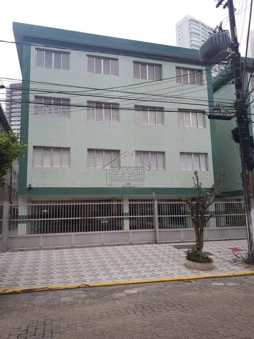 Apartamento com 1 dorm, Guilhermina, Praia Grande - R$ 160 mil, Cod: 2370