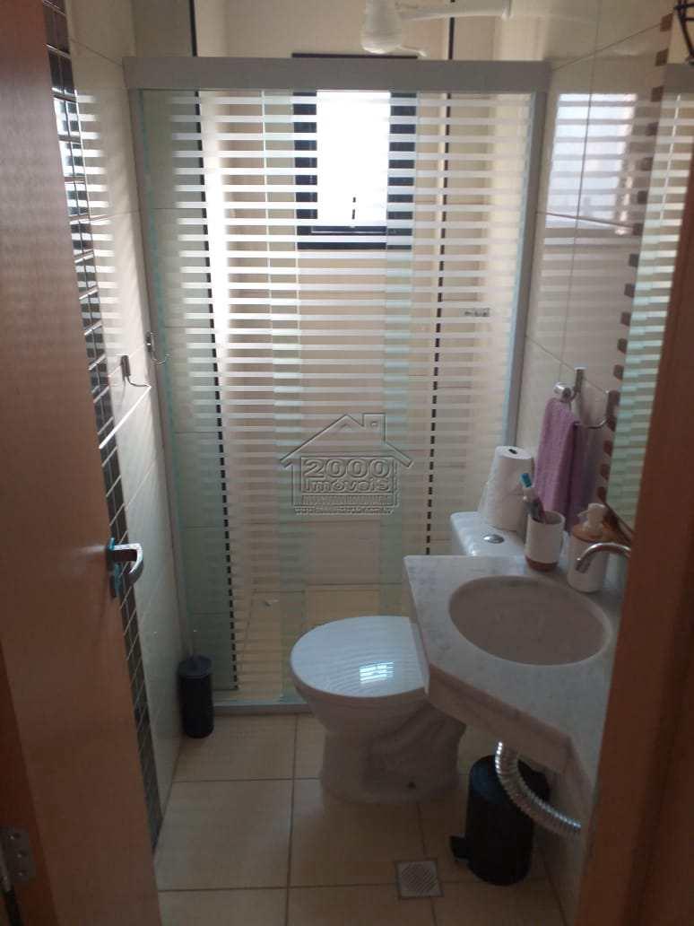 Apartamento com 2 dorms, Boqueirão, Praia Grande - R$ 275 mil, Cod: 2525