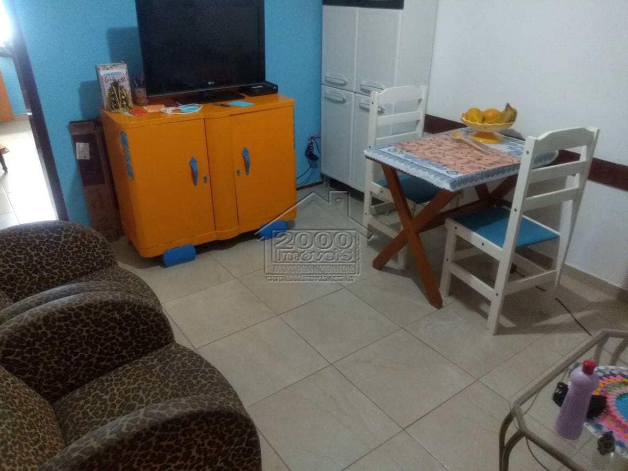 Kitnet com 1 dorm, Guilhermina, Praia Grande - R$ 130 mil, Cod: 2655