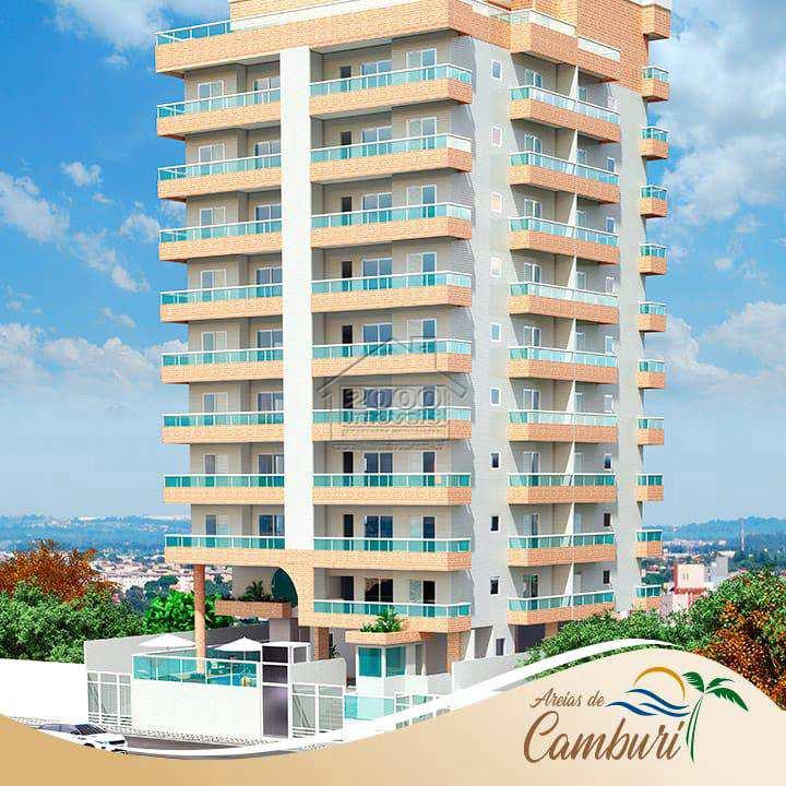 Apartamento com 2 dorms, Caiçara, Praia Grande - R$ 225 mil, Cod: 2673