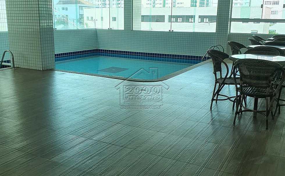 Apartamento com 2 dorms, Aviação, Praia Grande - R$ 320 mil, Cod: 2685
