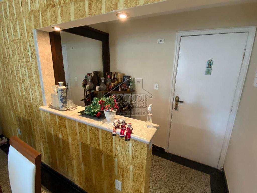 Apartamento com 3 dorms, Canto do Forte, Praia Grande - R$ 950 mil, Cod: 2731