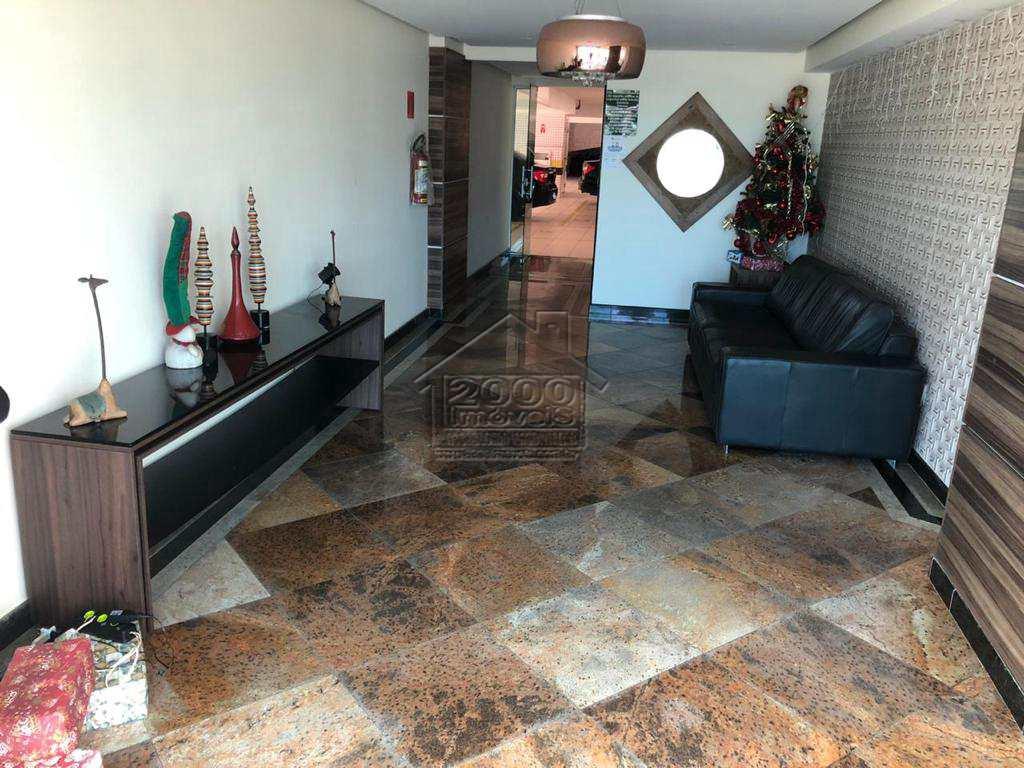 Apartamento com 2 dorms, Aviação, Praia Grande - R$ 390 mil, Cod: 2810