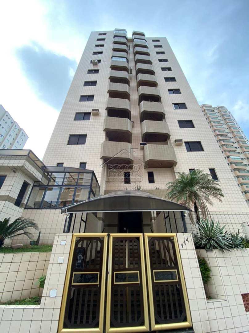 Apartamento com 2 dorms, Aviação, Praia Grande - R$ 310 mil, Cod: 2964