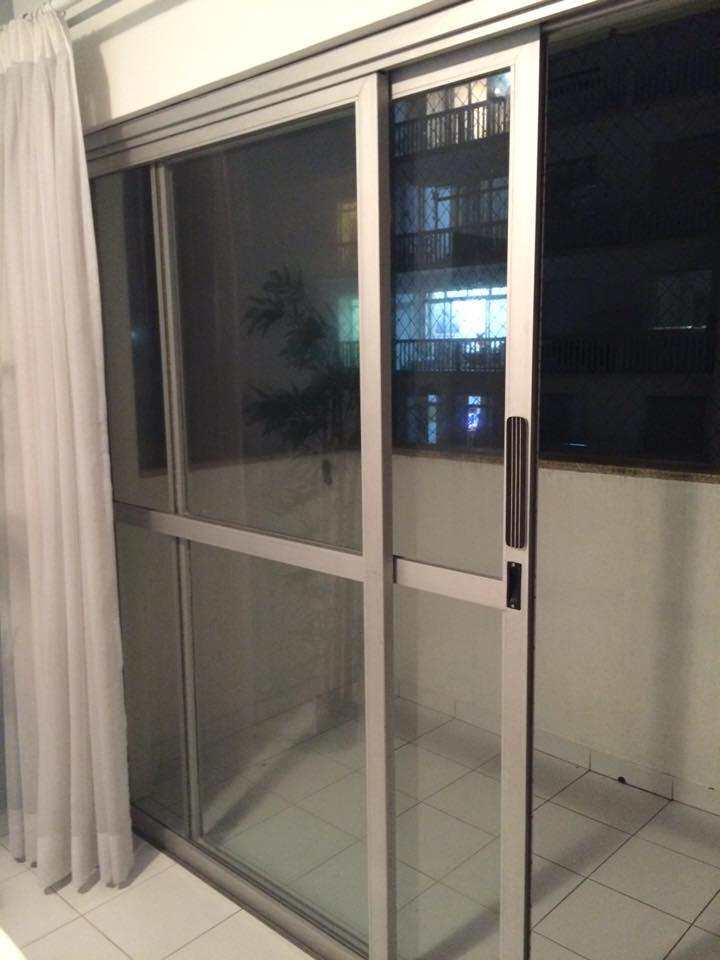 Apartamento com 3 dorms, Pitangueiras, Guarujá - R$ 500 mil, Cod: 4463