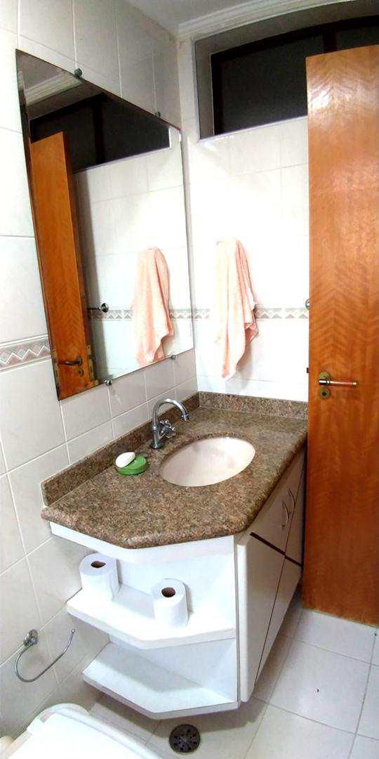 Apartamento com 3 dorms, Astúrias, Guarujá - R$ 500 mil, Cod: 4486