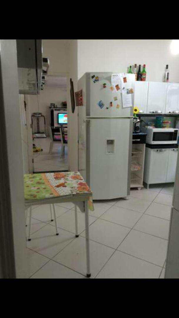 Apartamento com 3 dorms, Barra Funda, Guarujá - R$ 500 mil, Cod: 4545