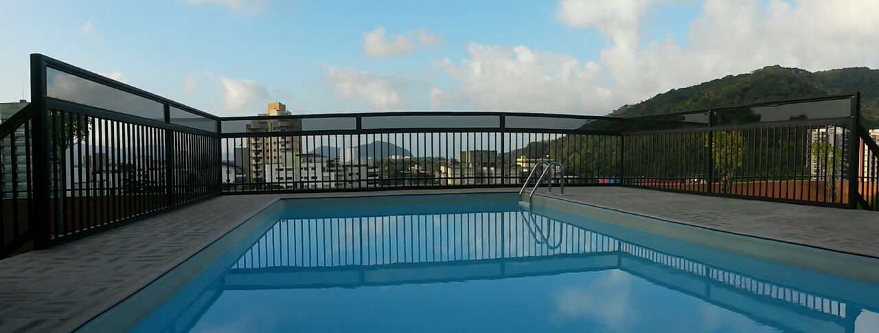 Apartamento com 2 dorms, Enseada, Guarujá - R$ 250 mil, Cod: 4645