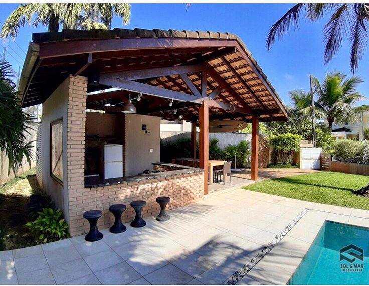 Casa com 4 dorms, Balneário Praia do Pernambuco, Guarujá, Cod: 4727