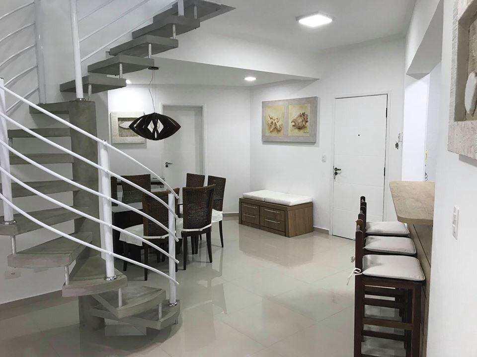 Cobertura com 3 dorms, Enseada, Guarujá - R$ 750 mil, Cod: 4806