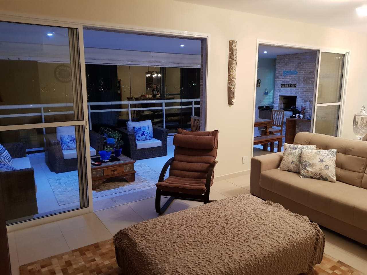 Apartamento com 3 dorms, Enseada, Guarujá - R$ 1.15 mi, Cod: 4841