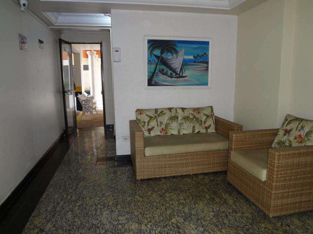 Cobertura com 2 dorms, Enseada, Guarujá - R$ 650 mil, Cod: 4907