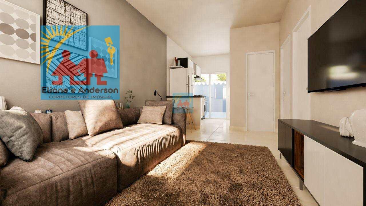 Casa de Condomínio com 2 dorms, Cibratel II, Itanhaém - R$ 200 mil, Cod: 1083