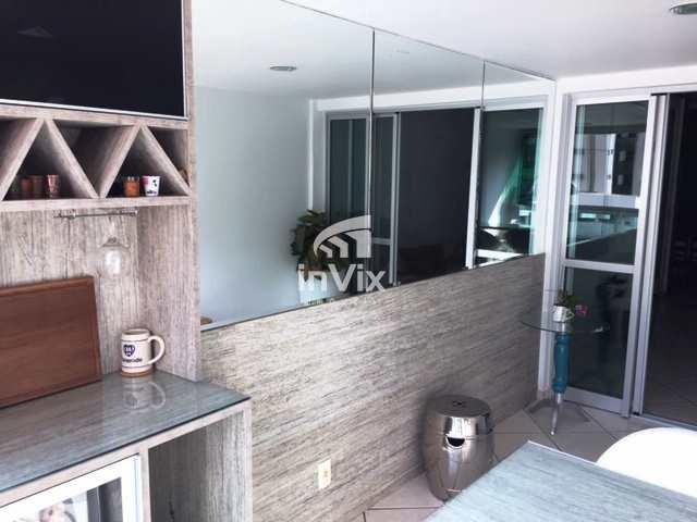 Apartamento com 3 dorms, Praia da Costa, Vila Velha - R$ 600 mil, Cod: IN1312