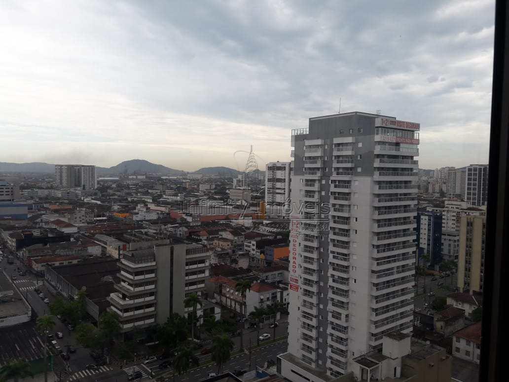 Venda/Aluguel, Sala Comercial, 45,30m2, em Santos
