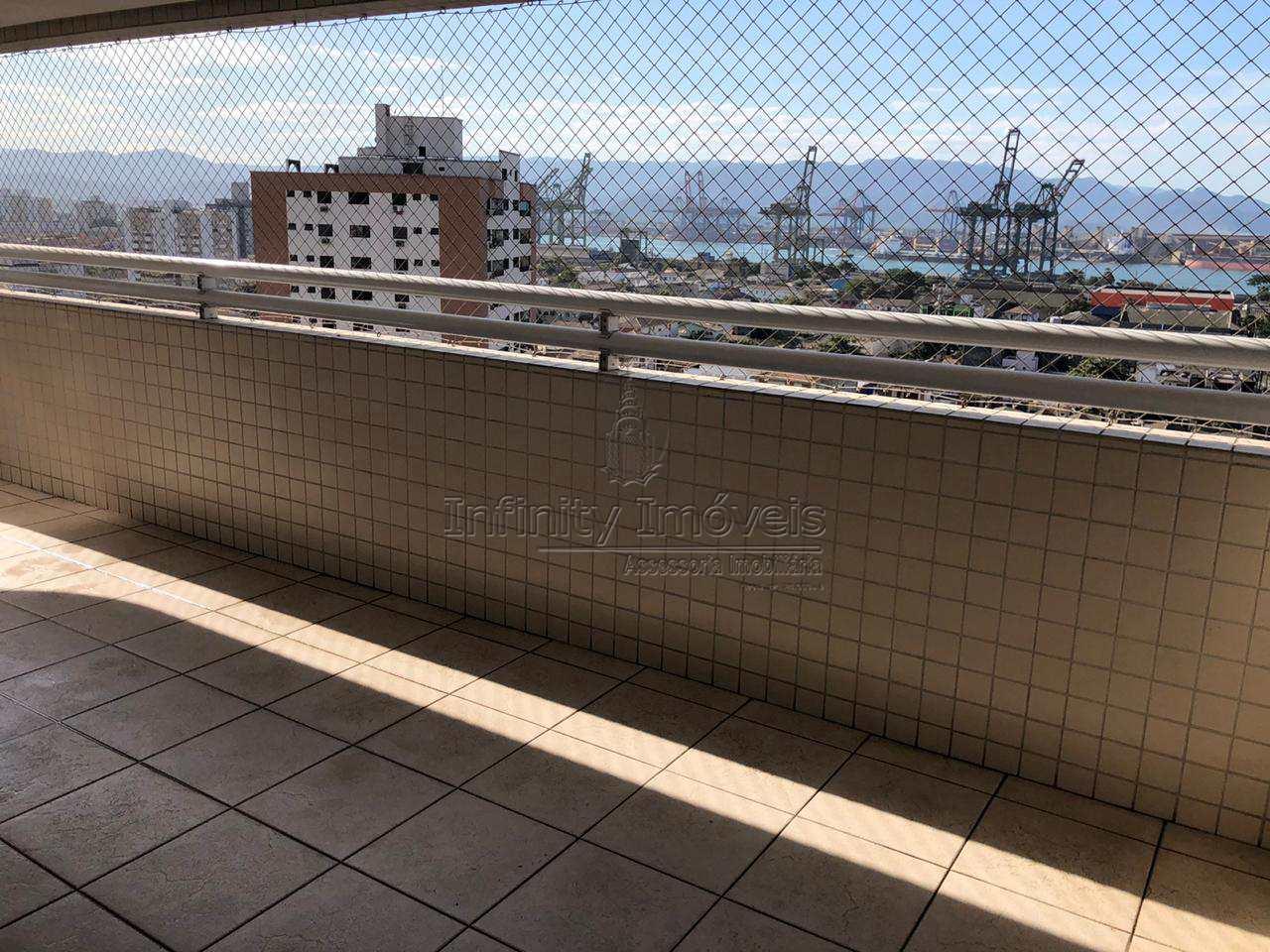 Venda, Apartamento, 03 dormitórios, 115,00m2, em Santos