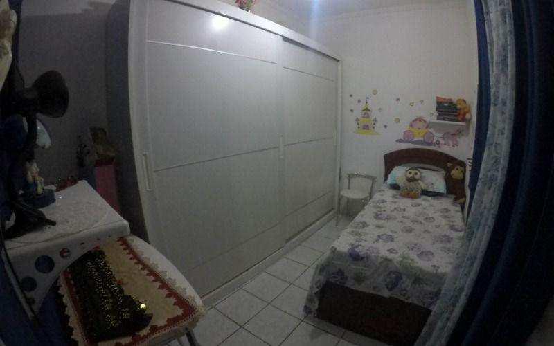 Casa com 4 dorms, Antártica, Praia Grande - R$ 300.001,00, 100m² - Codigo: 4540
