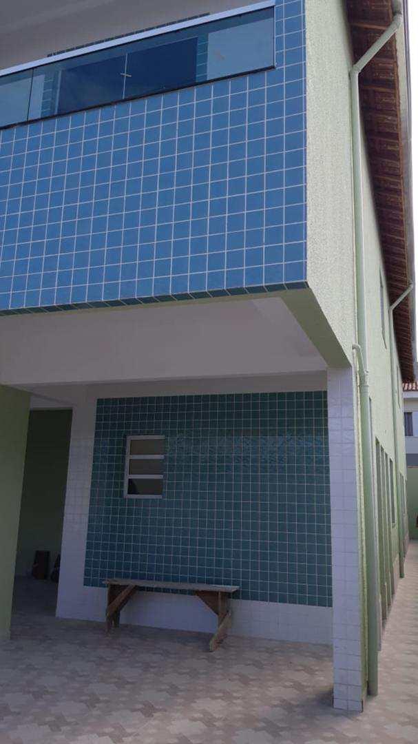 Casa de Condomínio com 2 dorms, Antártica, Praia Grande - R$ 180 mil, Cod: 4587