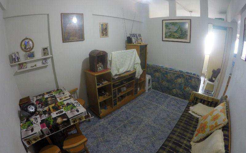 Kitnet, Guilhermina, Praia Grande - R$ 108 mil, Cod: 4785