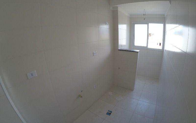 Apartamento com 2 dorms, Ocian, Praia Grande - R$ 219 mil, Cod: 4507