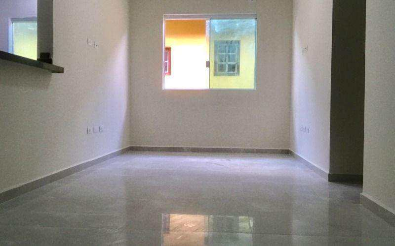 Casa com 2 dorms, Caiçara, Praia Grande - R$ 320 mil, Cod: 4456