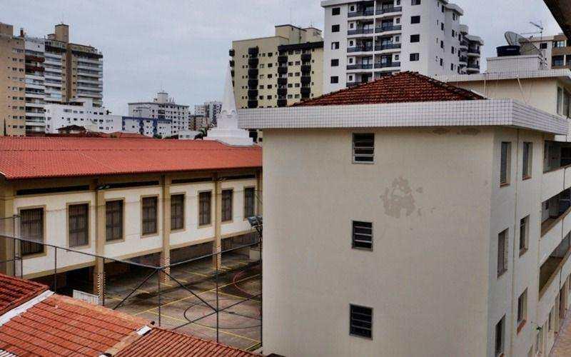 Apartamento com 2 dorms, Guilhermina, Praia Grande - R$ 190 mil, Cod: 4733