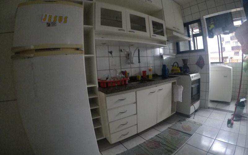 Apartamento com 2 dorms, Aviação, Praia Grande - R$ 215 mil, Cod: 4420