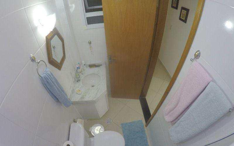 Apartamento com 2 dorms, Flórida, Praia Grande - R$ 300 mil, Cod: 4425