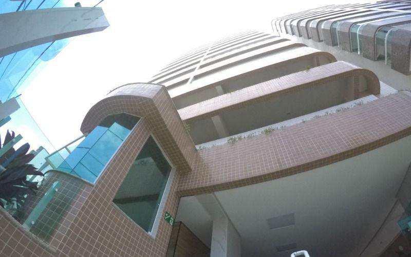 Apartamento com 3 dorms, Guilhermina, Praia Grande - R$ 650 mil, Cod: 4742