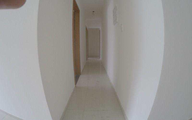 Apartamento com 2 dorms, Guilhermina, Praia Grande - R$ 400 mil, Cod: 4412