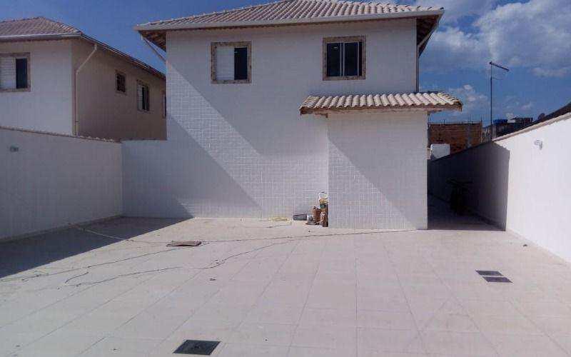 Casa com 2 dorms, Nova Mirim, Praia Grande - R$ 135 mil, Cod: 4409