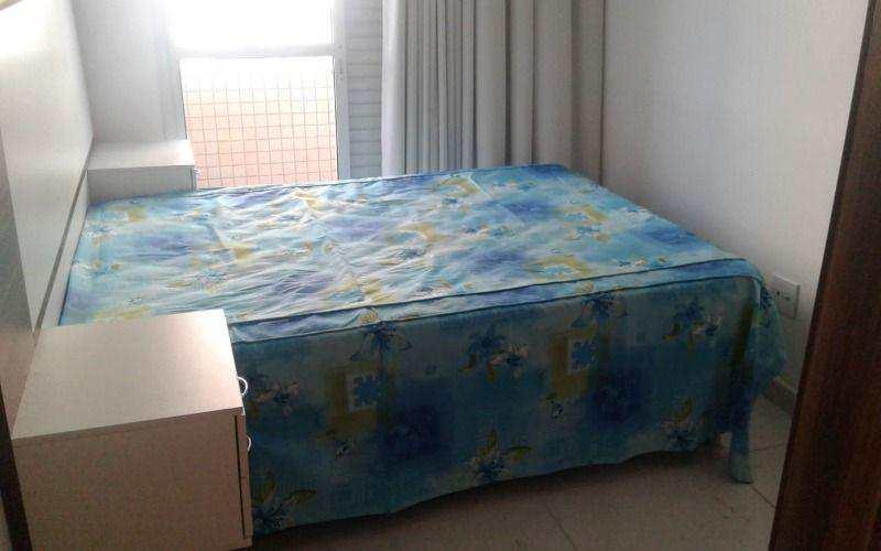 Apartamento com 01 dormitório na bairro Ocian Novo em Praia Grande
