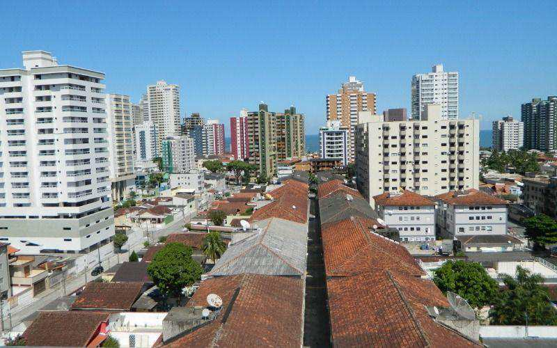 Apartamento com 2 dorms, Canto do Forte, Praia Grande - R$ 310 mil, Cod: 4372