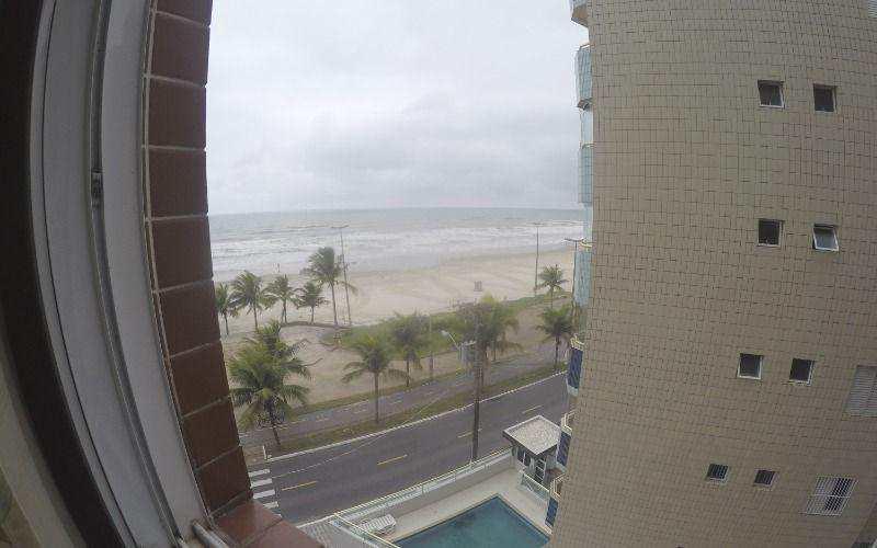 Apartamento com 2 dorms, Maracanã, Praia Grande - R$ 245 mil, Cod: 4350
