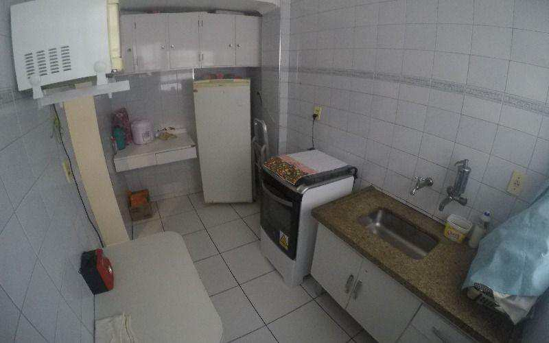 Apartamento com 1 dorm, Aviação, Praia Grande - R$ 150 mil, Cod: 4308