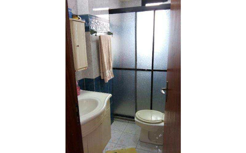Cobertura com 2 dorms, Guilhermina, Praia Grande - R$ 400 mil, Cod: 4294