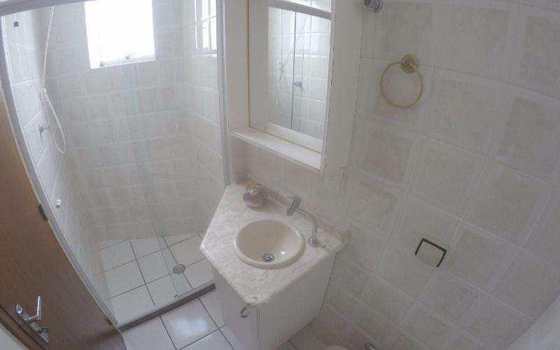 Apartamento com 3 dorms, Caiçara, Praia Grande - R$ 445 mil, Cod: 4201