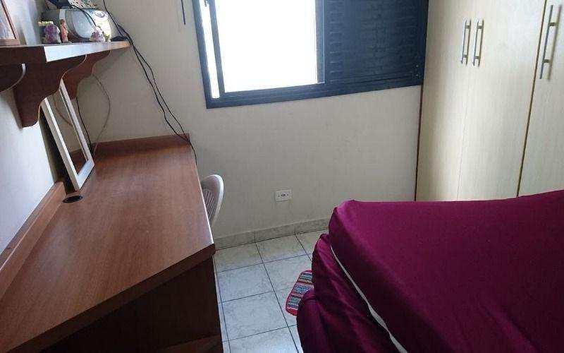 Apartamento de um Dormitório à Venda na Praia Grande - Bairro Vila Tupi