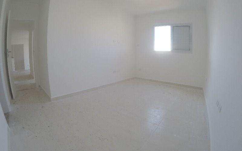 Apartamento com 2 dorms, Guilhermina, Praia Grande - R$ 440 mil, Cod: 4186