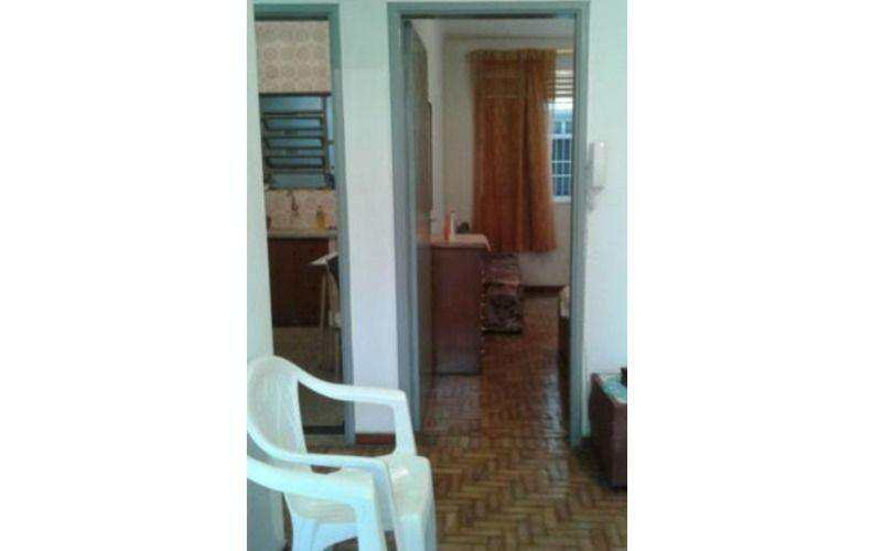 Apartamento com 1 dorm, Boqueirão, Praia Grande - R$ 160 mil, Cod: 4165