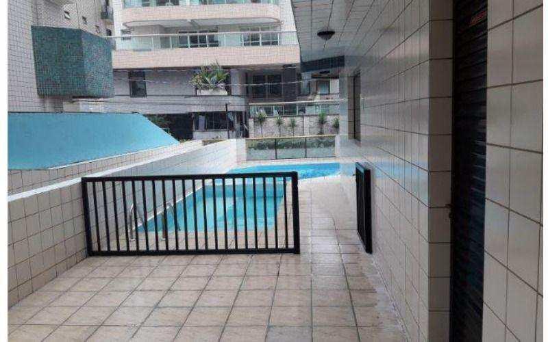 Apartamento com 2 dorms, Aviação, Praia Grande - R$ 275 mil, Cod: 4166