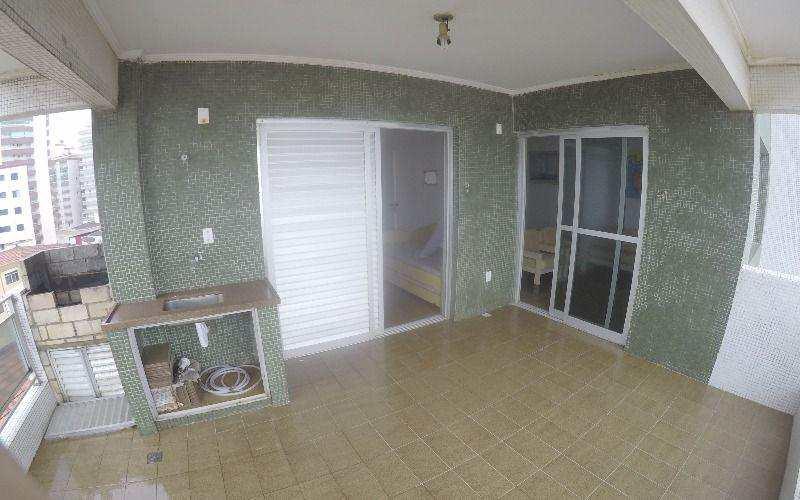 Apartamento com 2 dorms, Caiçara, Praia Grande - R$ 270 mil, Cod: 4242