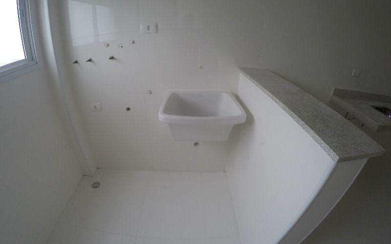 Apartamento com 2 dorms, Canto do Forte, Praia Grande - R$ 590 mil, Cod: 4048
