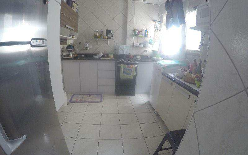 Apartamento com 2 dorms, Guilhermina, Praia Grande - R$ 200 mil, Cod: 4226