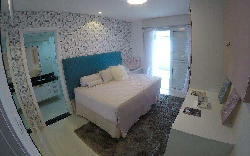 Apartamento com 3 dorms, Guilhermina, Praia Grande - R$ 974 mil, Cod: 3971