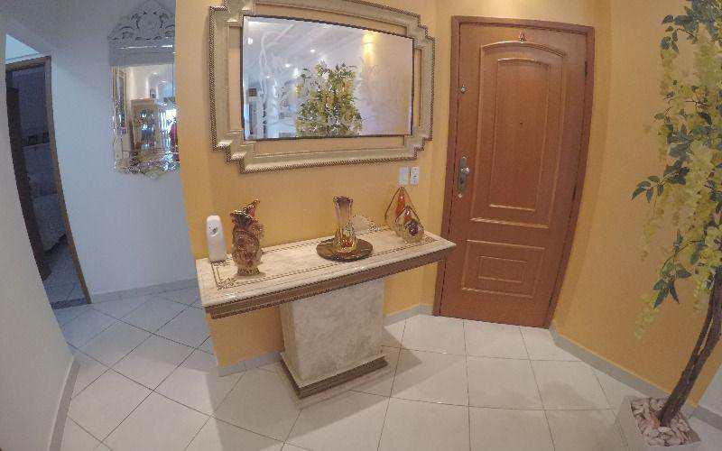 Apartamento com 3 dorms, Guilhermina, Praia Grande - R$ 850 mil, Cod: 3940